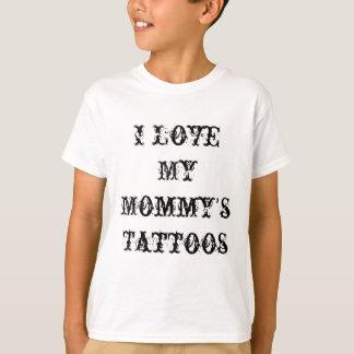 Mom's Tattoos T-Shirt