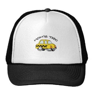 MOMS TAXI TRUCKER HATS