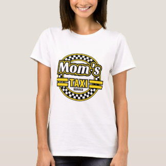 Mom's Taxi Logo T-Shirt