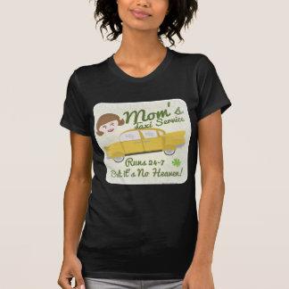Moms Taxi Service Dark T-Shirt