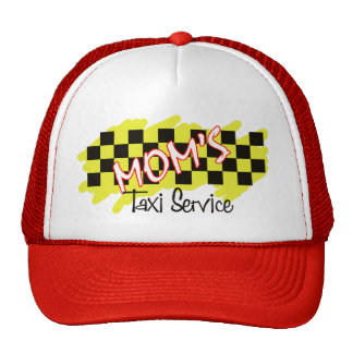 mom's taxi service hat