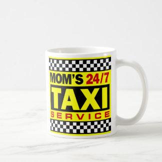 Mom's Taxi Service Coffee Mug