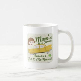 Moms Taxi Service Coffee Mug