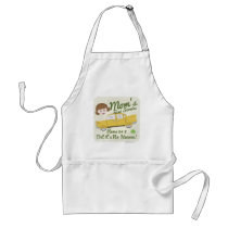 Moms Taxi Service Standard Apron