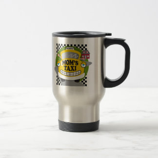 Mom's Taxi Stainless Steel Travel Mug