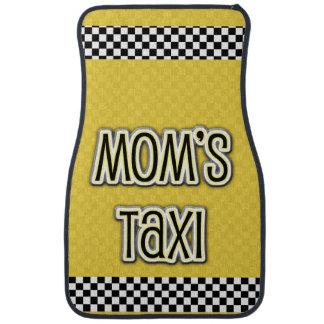 Mom's Taxi Car Mat