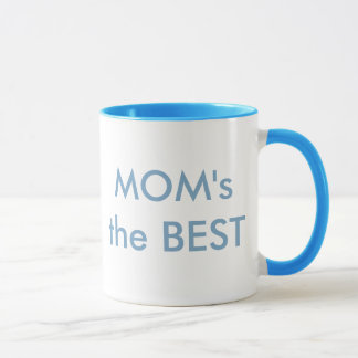 MOM's the BEST Mug