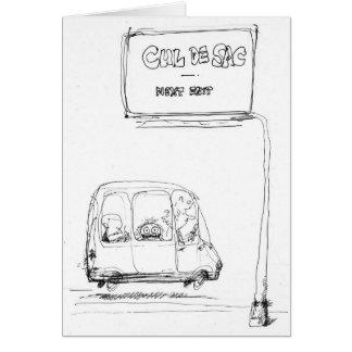 Mom's Van Card