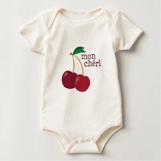 Mon Cheri Baby Bodysuit