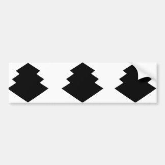 Mon ogasawara Japan Bumper Stickers