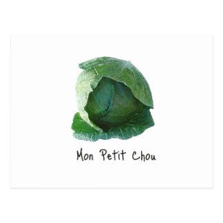 Mon Petit Chou Postcard