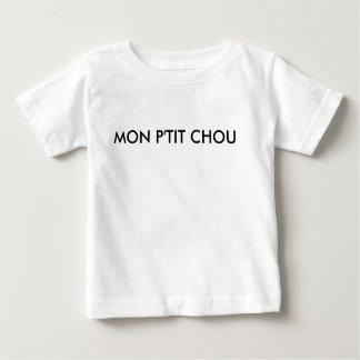 Mon p'tit chou - French line Tees