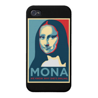 MONA CASES FOR iPhone 4