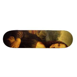 Mona Lisa 20.6 Cm Skateboard Deck