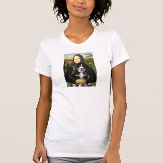 Mona Lisa - Bernese Mt Dog Puppy T-Shirt