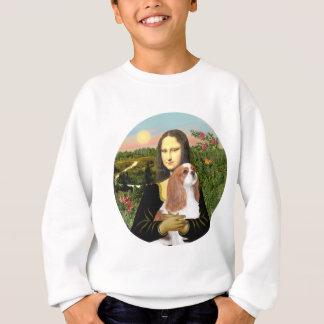 Mona Lisa - Blenheim Cavalier (F) Sweatshirt