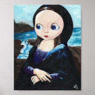 Mona Lisa Blythe Poster
