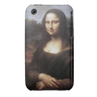 Mona Lisa By Leonardo Da Vinci Case iPhone 3 Case