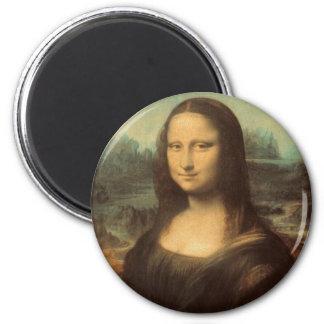 Mona Lisa by Leonardo da Vinci Magnet