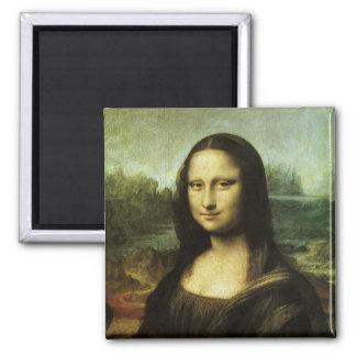 Mona Lisa by Leonardo da Vinci, Renaissance Art Refrigerator Magnet