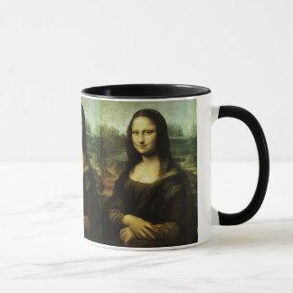 Mona Lisa by Leonardo da Vinci, Renaissance Art Mug