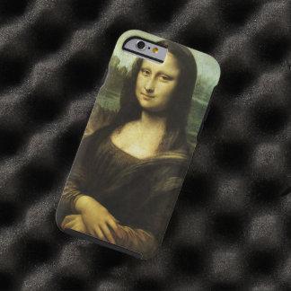Mona Lisa by Leonardo da Vinci Vintage Renaissance Tough iPhone 6 Case