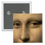 Mona Lisa, c.1503-6 Button