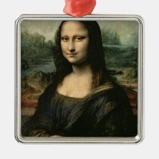 Mona Lisa, c.1503-6 Christmas Ornament