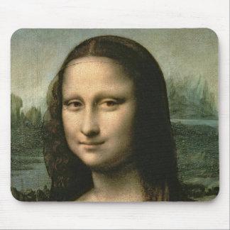 Mona Lisa, c.1503-6 Mouse Pad