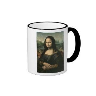 Mona Lisa, c.1503-6 Coffee Mugs