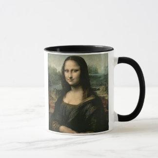 Mona Lisa, c.1503-6 (oil on panel) Mug
