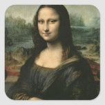 Mona Lisa, c.1503-6 Sticker