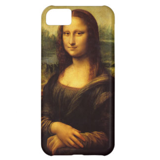 Mona Lisa Cover For iPhone 5C