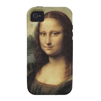 Mona Lisa Case For The iPhone 4