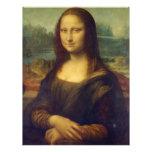 Mona Lisa Custom Flyer