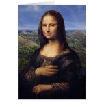 Mona Lisa de Bohol Cards