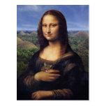 Mona Lisa de Bohol Postcard