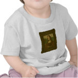Mona Lisa Defaced T Shirt