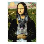 Mona Lisa - German Shepherd 12