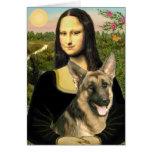 Mona Lisa - German Shepherd 2