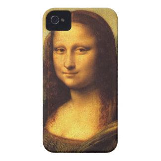 Mona Lisa Head Detail - Leonardo Da Vinci Case-Mate iPhone 4 Case