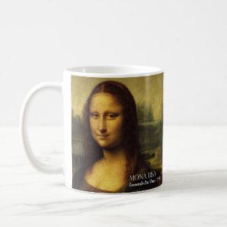 Mona Lisa Historical Mug