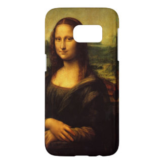 Mona Lisa Image Samsung Galaxy S7 Case