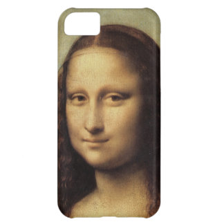 Mona Lisa in detail by Leonardo da Vinci iPhone 5C Cover