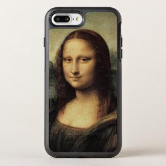 Mona Lisa in detail by Leonardo da Vinci OtterBox Symmetry iPhone 7 Plus Case
