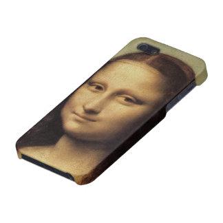 Mona Lisa in detail by Leonardo daVinci iPhone 5/5S Cases
