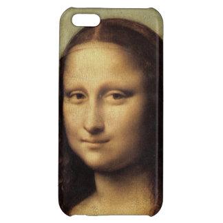 Mona Lisa in detail by Leonardo daVinci iPhone 5C Cases