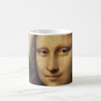 Mona Lisa in detail Coffee Mug