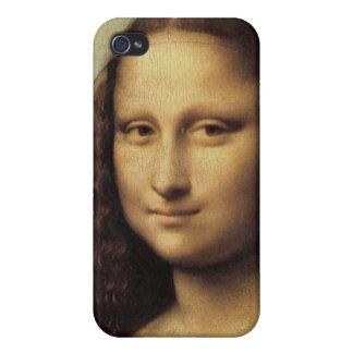 Mona Lisa in detail - Leonardo da Vinci iPhone 4/4S Case