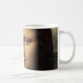Mona Lisa in detail Mug